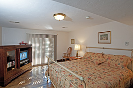 Cottage Rose Suite at the Baladerry Inn, Gettysburg